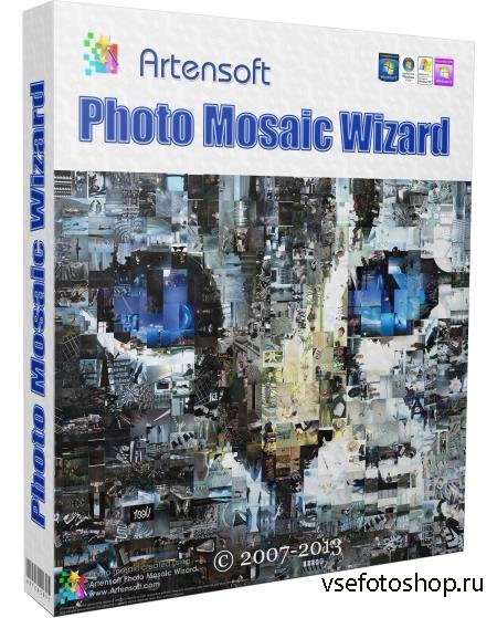 Artensoft Photo Mosaic Wizard 1.7.125 Final