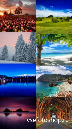Beautiful Wallpapers of Nature Pack 11