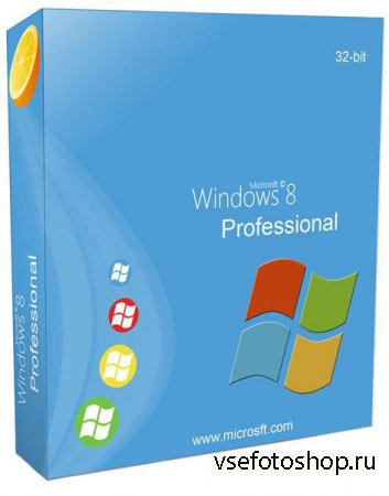 Windows 8.1 Professional x86 VL with Update by Vannza (2014/RUS)