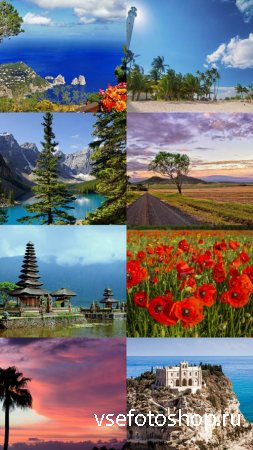 Beautiful Wallpapers of Nature Pack 14