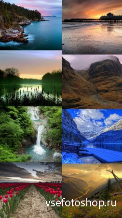 Beautiful Wallpapers of Nature Pack 15
