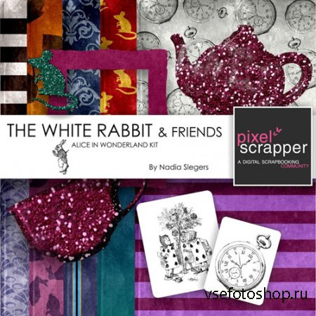 Scrap - The White Rabbit and Friends