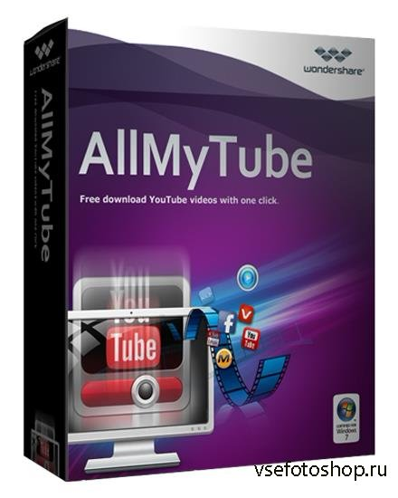 Wondershare AllMyTube 4.0.0.3