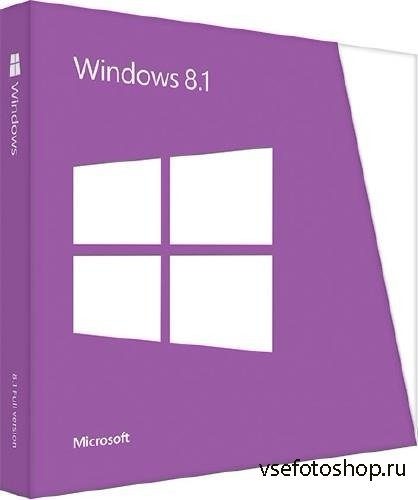 Windows 8.1 Enterprise x64 With Update by yahoo006 (2014/RUS)