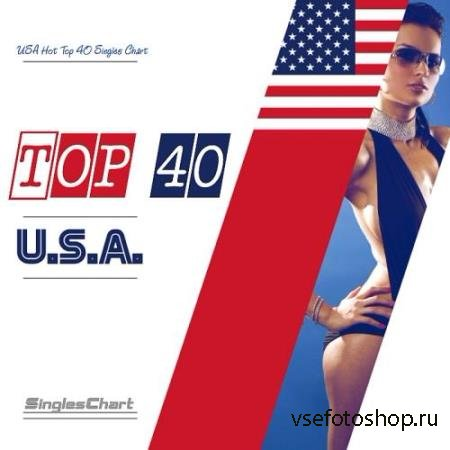 USA Hot Top 40 Singles Chart (10.05.2014)