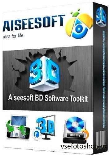 Aiseesoft BD Software Toolkit  7.2.20.11524