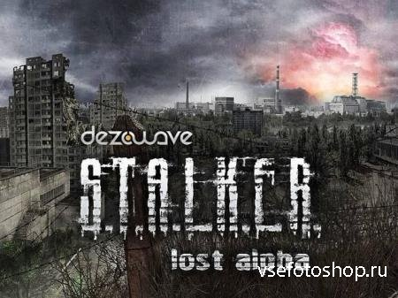 S.T.A.L.K.E.R. Lost Alpha v1.30013 (2014/PC/RUS/ENG)