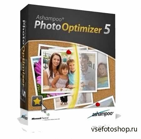 Ashampoo Photo Optimizer 5 v5.6.0.2 Final RePack