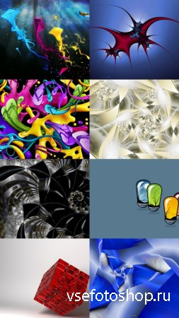 Collection of Abstract Wallpapers HQ Pack 12