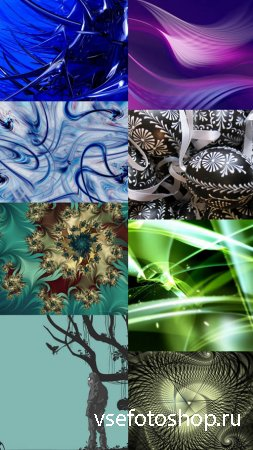 Collection of Abstract Wallpapers HQ Pack 14