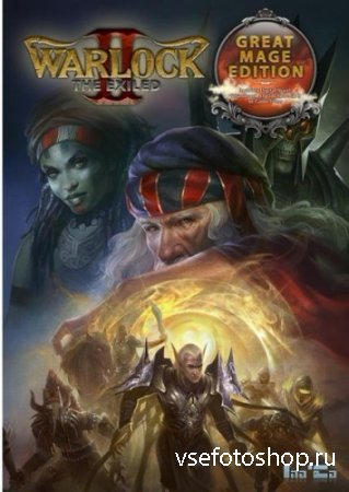 Warlock 2: The Exiled v.2.1.143.23125 [2014/RUS/ENG/GER/Repack by R.G. Cata ...