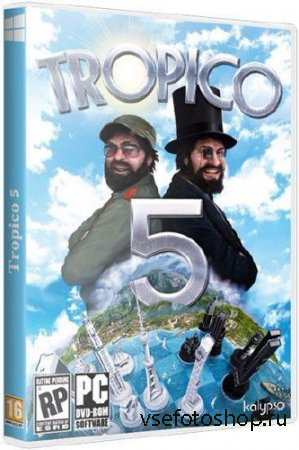 Tropico 5 Steam Special Edition (1.1.0) (2014RusEngPC) Steam-Rip от R.G. Pi ...