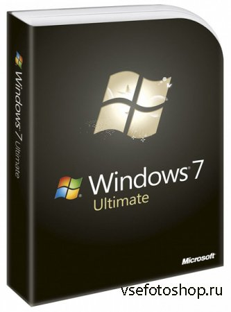 Windows 7 Ultimate x64 SP1 by KottoSOFT (2014/RUS)