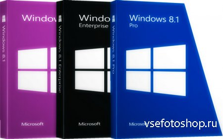 Windows 8.1 Update All in One x86/x64 by Padre Pedro (2014/RUS)