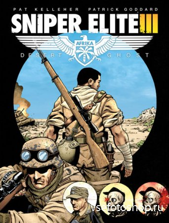 Sniper Elite III v.1.04 (2014/RUS/ENG/Repack by Decepticon)
