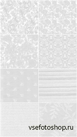 White Fabric Textures JPG Files