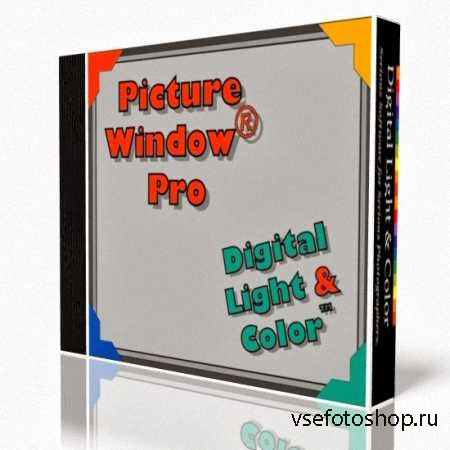 Digital Light and Color Picture Window Pro 7.0.14 Final