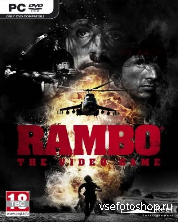 Rambo: The Video Game (2014) RePack by R.G. Gamesmasters