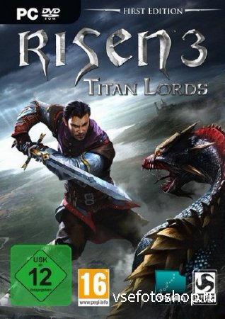 Risen 3 - Titan Lords (2014/RUS/MULTI6) Steam-Rip от R.G. Steamgames
