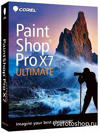 Corel PaintShop Pro X7 v17.0.0.199 Retail