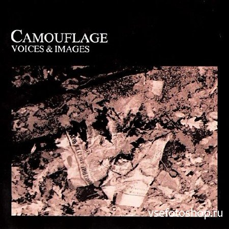 Camouflage - Voices and Images (1988)