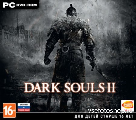Dark Souls 2 (v.1.0.5.0-Regulation 1.10 + DLC) (2014/RUS/ENG/MULTI10/RePack by Decepticon)