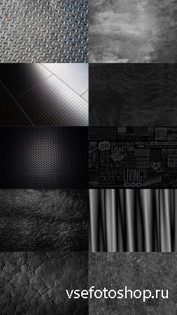 Collection Black and White Textures JPG Set 3