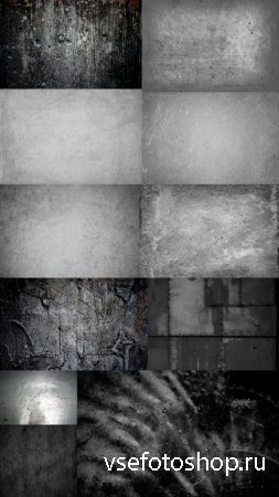 Collection Black and White Textures JPG Set 5