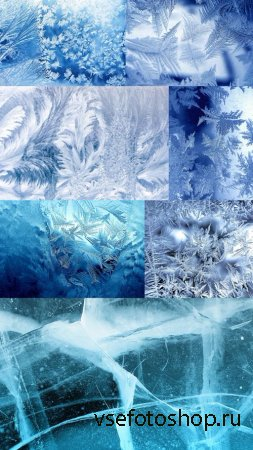 Textures Ice Snow JPG Files