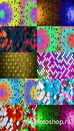 Shapes Textures JPG Files