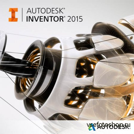 Autodesk Inventor Professional 2015 SP1 Build 203 SP1 by m0nkrus (x86/x64/R ...