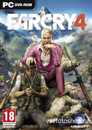 Far Cry 4 Update 1 (2014/RUS) RePack от =Чувак=