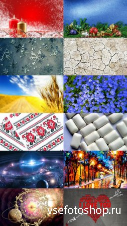Collection of Beautiful Backgrounds JPG Files Set 1