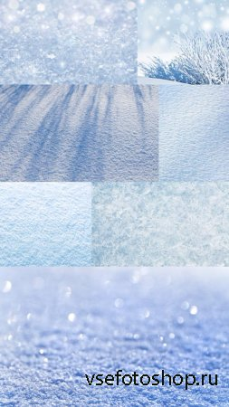 Snow Backgrounds JPG Files