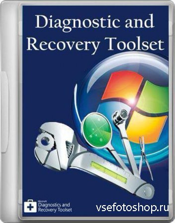 Microsoft Diagnostic and Recovery Toolset (MSDaRT) All in one 13.12.2014 (x ...