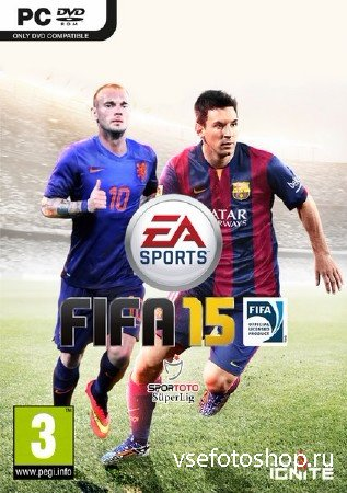 FIFA 15: Ultimate Team Edition (2014/RUS/ENG/RePack)