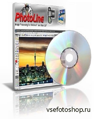 PhotoLine 19.00 RusML Portable by Maverick