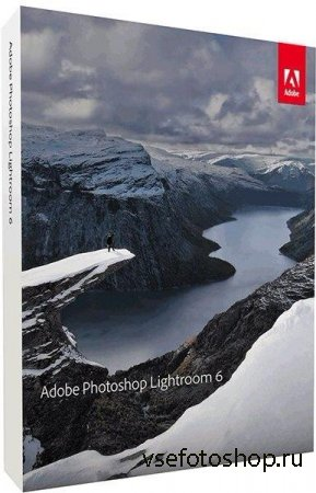 Adobe Photoshop Lightroom 6.0.1 RePack by alexagf (2015/ML/RUS)