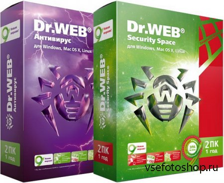 Dr.Web Security Space & Anti-Virus 11.0.0.10060 Final
