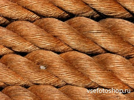 Collection Textures - Vintage Rope