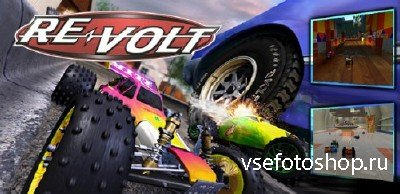 RE-VOLT Classic Premium 1.2.8 (Android)