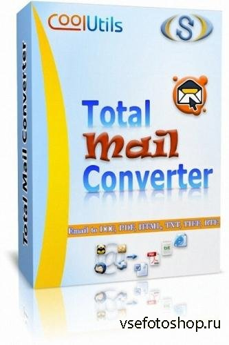CoolUtils Total Mail Converter 4.1.127 (Multi/Ru) 4.1.127