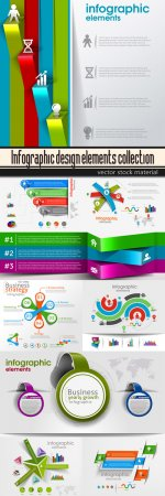 Business Infographics elements collection