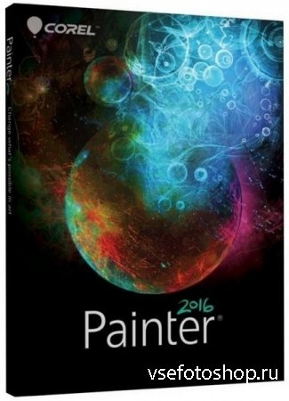 Corel Painter 2016 15.1.0.740 + Rus