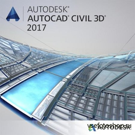 Autodesk AutoCAD Civil 3D 2017 HF3 by m0nkrus (2016/RUS/ENG)