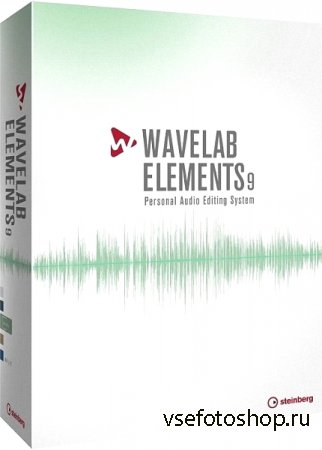 Steinberg WaveLab Elements 9.0.25 Build 599