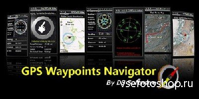 GPS Waypoints Navigator 8.80 (Android)
