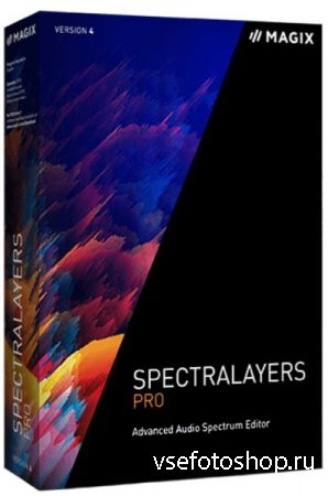 Magix SpectraLayers Pro 4.0.64 RePack by PooShock