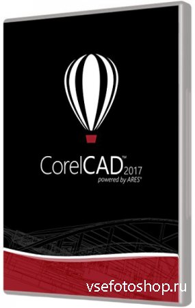 CorelCAD 2017 build 17.0.0.1335