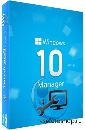 Windows 10 Manager 2.0.8 + Portable